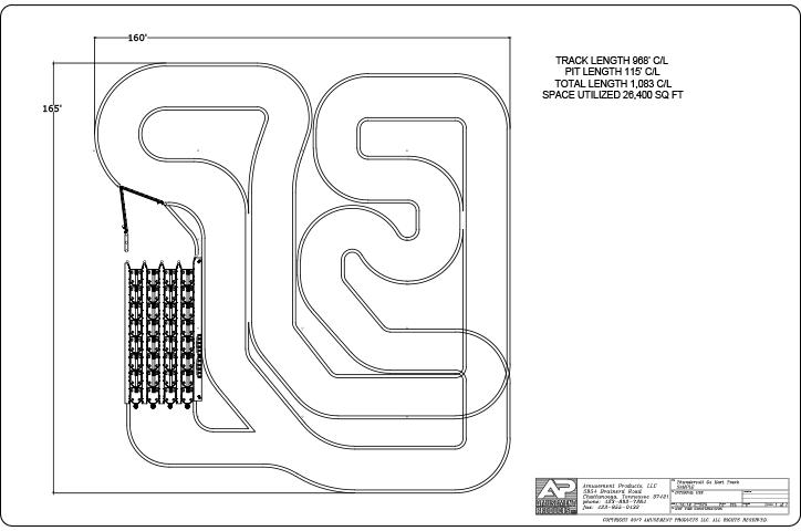 go kart track builders